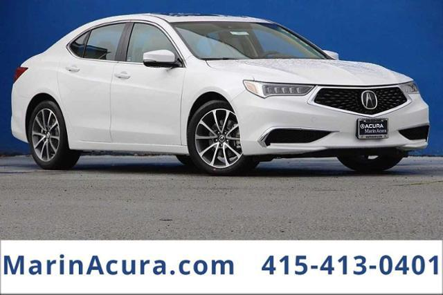 2019 Acura TLX 3.5 V-6 9-AT SH-AWD Bay Area CA