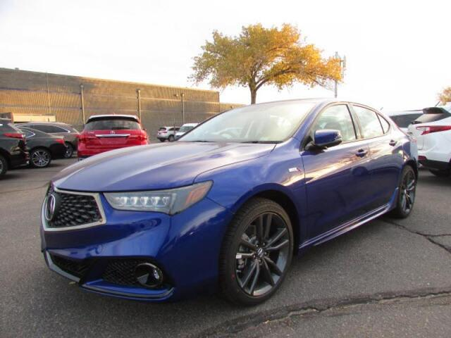 2019 Acura TLX 3.5 V-6 9-AT SH-AWD with A-SPEC Albuquerque NM