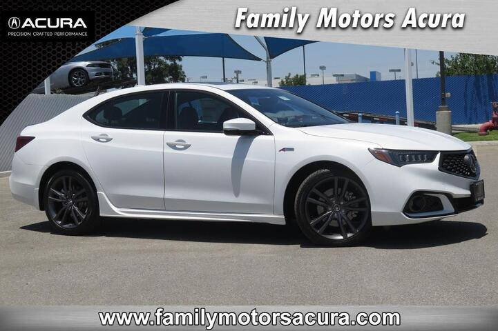2019 Acura TLX 3.5 V-6 9-AT SH-AWD with A-SPEC Bakersfield CA