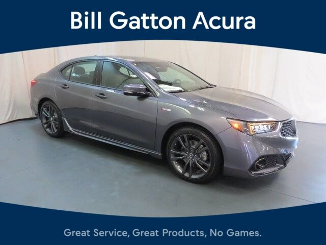 2019 Acura TLX 3.5 V-6 9-AT SH-AWD with A-SPEC Johnson City TN