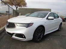 2019_Acura_TLX_3.5 V-6 9-AT SH-AWD with A-SPEC RED_ Albuquerque NM