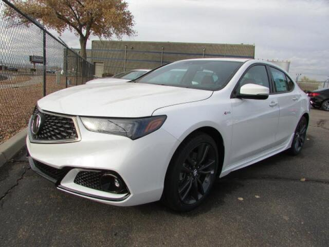 2019 Acura TLX 3.5 V-6 9-AT SH-AWD with A-SPEC RED Albuquerque NM