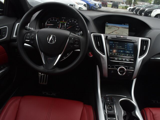 2019 Acura TLX 3.5 V-6 9-AT SH-AWD with A-SPEC RED Augusta GA