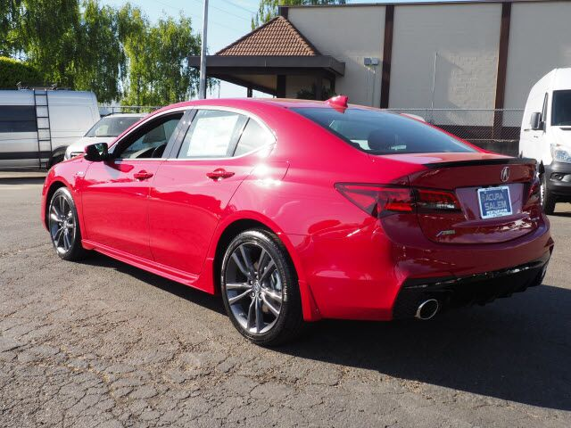 2019 Acura TLX 3.5 V-6 9-AT SH-AWD with A-SPEC Salem OR