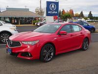 Acura TLX 3.5 V-6 9-AT SH-AWD with A-SPEC 2019