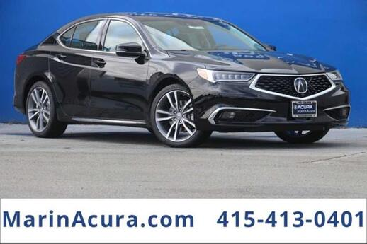 2019 Acura TLX 3.5 V-6 9-AT SH-AWD with Advance Package Bay Area CA