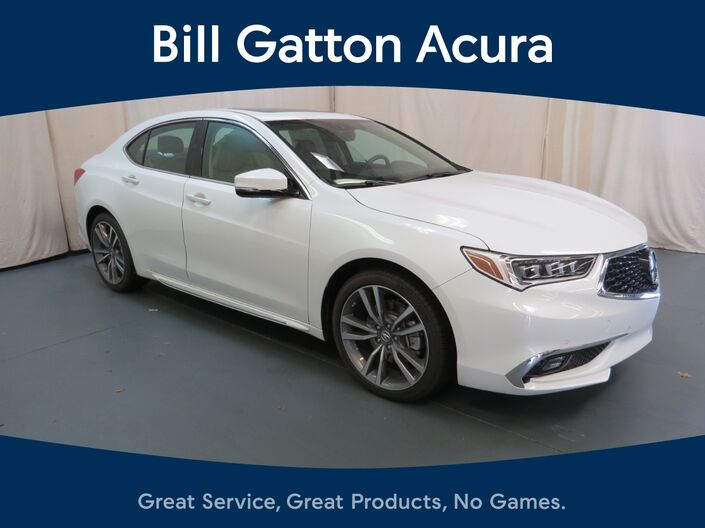 2019 Acura TLX 3.5 V-6 9-AT SH-AWD with Advance Package Johnson City TN