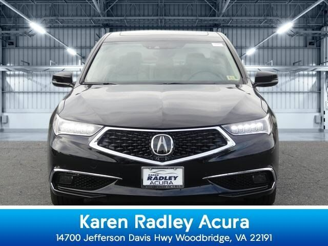 2019 Acura TLX 3.5 V-6 9-AT SH-AWD with Advance Package Woodbridge VA