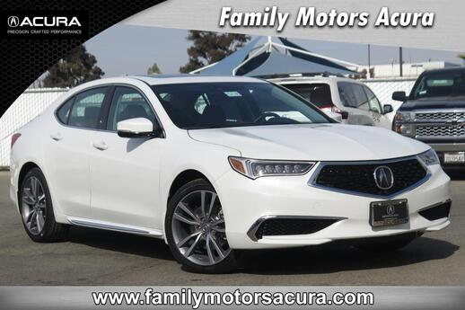 2019 Acura TLX 3.5 V-6 9-AT SH-AWD with Technology Package Bakersfield CA