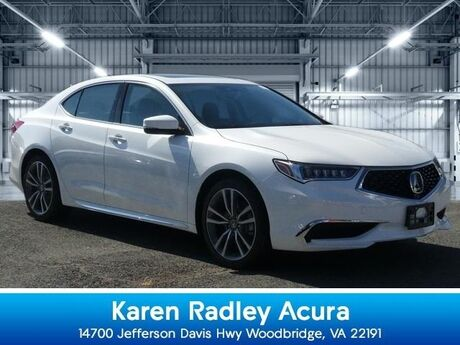 2019 Acura TLX 3.5 V-6 9-AT SH-AWD with Technology Package Woodbridge VA