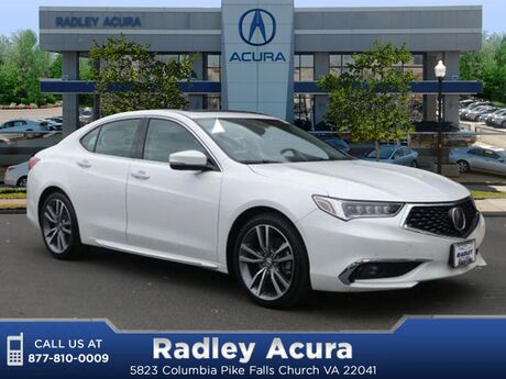 2019 Acura TLX 3.5L Advance Pkg Falls Church VA