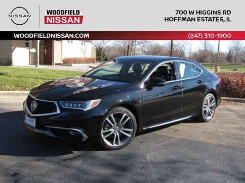 2019_Acura_TLX_3.5L Advance Pkg_ Hoffman Estates IL