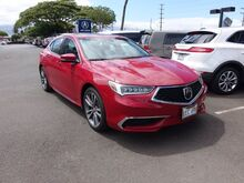 2019_Acura_TLX_3.5L SH-AWD w/Technology Pkg_ Kahului HI