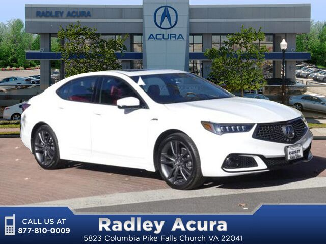 2019 Acura TLX 3.5L Technology Pkg w/A-Spec Pkg Falls Church VA