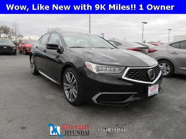 2019 Acura TLX 3.5L Technology Pkg Martinsburg
