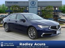 2019_Acura_TLX_3.5L V6_ Falls Church VA