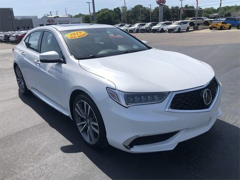 2019_Acura_TLX_3.5L W/TECHNOLOGY PKG_ Evansville IN