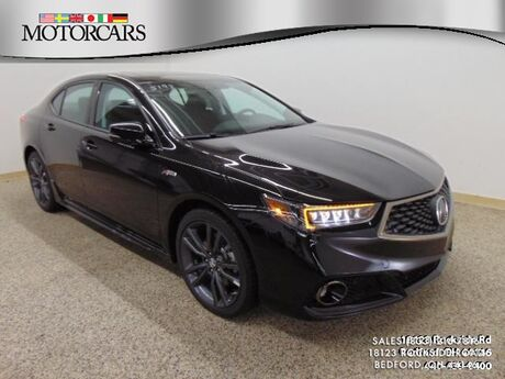 2019 Acura TLX A-Spec Bedford OH