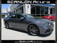 2019_Acura_TLX_A-Spec Red_ Fort Myers FL