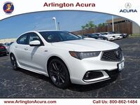 Acura TLX A-Spec Red 2019