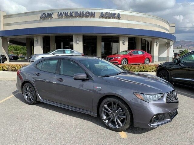2019 Acura TLX A-Spec Salt Lake City UT