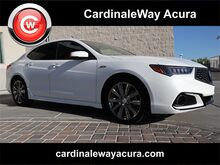 2019_Acura_TLX_FWD A-SPEC RED_ Las Vegas NV