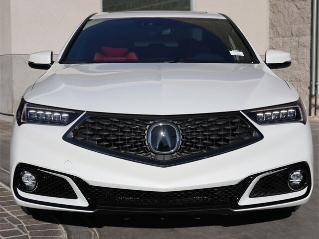 2019 Acura TLX FWD A-SPEC RED Las Vegas NV