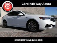 2019 Acura TLX FWD A-SPEC RED Seaside CA