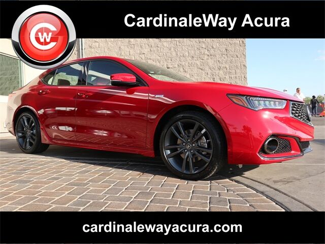 2019 Acura TLX FWD V6 A-SPEC RED Las Vegas NV