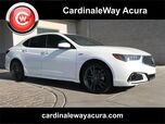 2019 Acura TLX FWD V6 A-SPEC RED