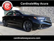 2019 Acura TLX FWD V6 A-SPEC RED Seaside CA