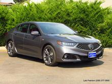 2019_Acura_TLX_FWD V6 A-Spec Red_ Boise ID