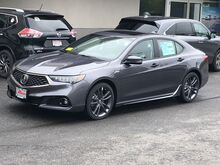 2019_Acura_TLX_V6 A-Spec Red_ Auburn MA