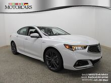 2019_Acura_TLX_V6 A-Spec Red_ Bedford OH