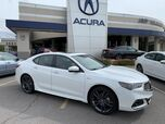2019 Acura TLX V6 A-Spec Red