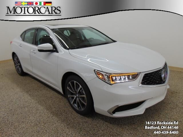 2019 Acura TLX V6 Bedford OH