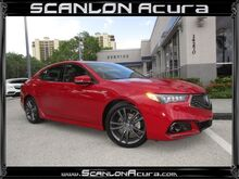 2019_Acura_TLX_w/A-SPEC Pkg_ Fort Myers FL