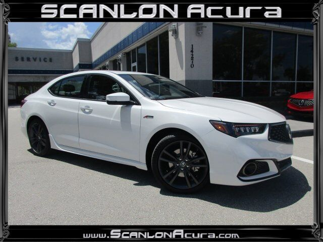 2019 Acura TLX w/A-SPEC Pkg Fort Myers FL