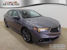 2019_Acura_TLX_w/A-SPEC Pkg Red Leather_ Bedford OH