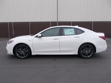 2019 Acura TLX w/A-SPEC Pkg Red Leather Modesto CA