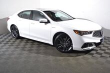 2019_Acura_TLX_w/A-SPEC Pkg Red Leather_ Seattle WA