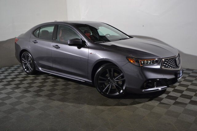 2019 Acura TLX w/A-SPEC Pkg Red Leather Seattle WA