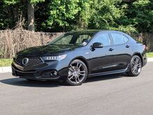 2019_Acura_TLX_w/A-Spec Pkg_ Cary NC