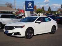 Acura TLX w/A-Spec Pkg Red Leather 2019