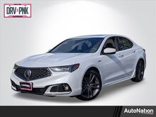 2019_Acura_TLX_w/A-Spec Pkg_ Roseville CA