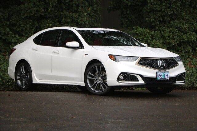 2019 Acura TLX w/A-Spec Pkg Salem OR