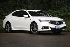 2019_Acura_TLX_w/A-Spec Pkg_ Salem OR