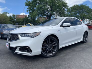 2019_Acura_TLX_w/A-Spec Pkg_ Worcester MA