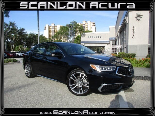 2019 Acura TLX w/Advance Pkg Fort Myers FL
