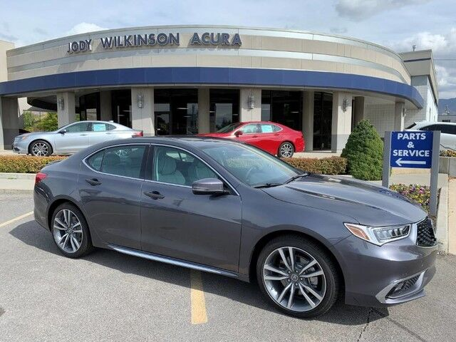 2019 Acura TLX w/Advance Pkg Salt Lake City UT